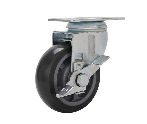 工业双轮脚轮产品设备的性能