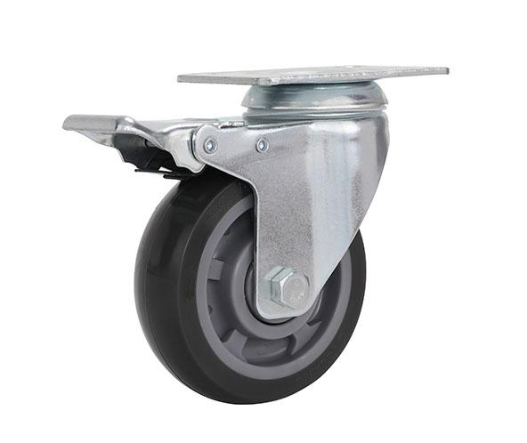不同类型的脚轮适合不同的场合