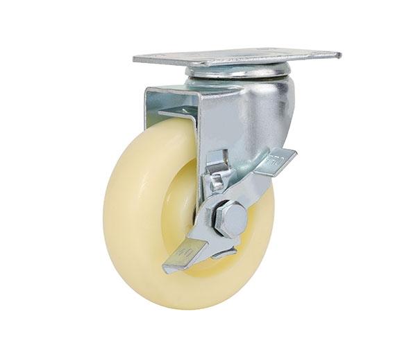 工业脚轮厂家简述工业脚轮质量的考虑因素